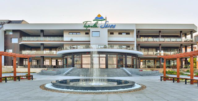 Topola Skies Resort & Aquapark